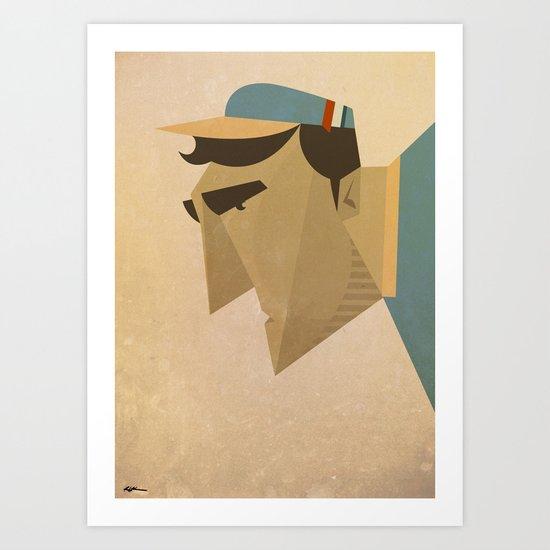 Adriano Art Print