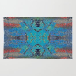 Jungle Edit Invert Mirrored Rug