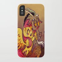 mlp iPhone & iPod Cases featuring MLP: Fluttercord by Erika Draw