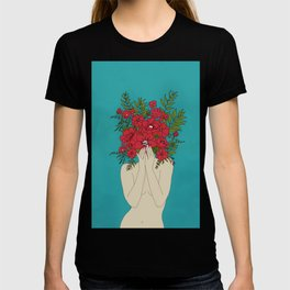 Blooming Red T-shirt