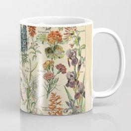 Fleurs A / Le Larousse pour tous Coffee Mug