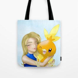"""""""Torchic"""" Tote Bag"""