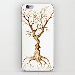 The tree of love iPhone Skin