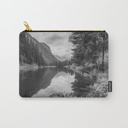 Forest lake Carry-All Pouch