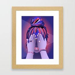 Your Mind Palace Framed Art Print