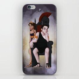 Greek Gods and Goddesses - Hades & Persephone iPhone Skin