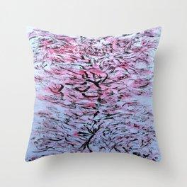 Afram's Mulberries Throw Pillow