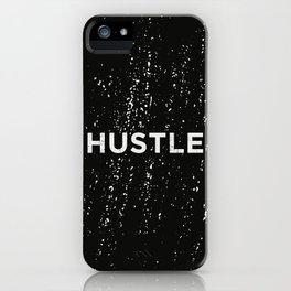Hustle - iPhone Case iPhone Case