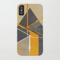 pyramid iPhone & iPod Cases featuring Pyramid by ErDavid
