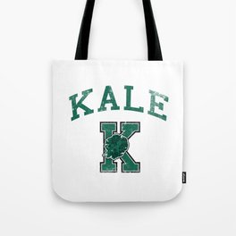 University of Kale Tote Bag