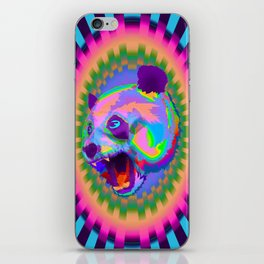 Prismatic Panda  iPhone Skin