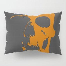 Skull - Golden Rod Pillow Sham