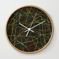 Loom Knox Wall Clock