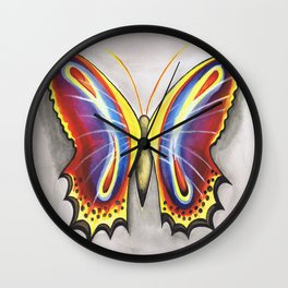 Colorfly  Wall Clock
