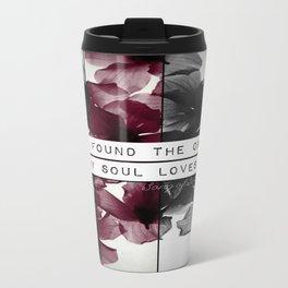 My soul loves Travel Mug