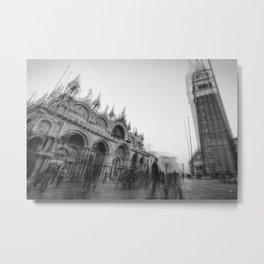 Dreams about Venecia Metal Print
