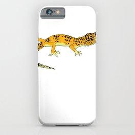 Exotic Gecko iPhone Case