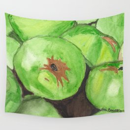 Green Delight Wall Tapestry