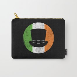 Irish Hat St. Patrick's Day Gift Carry-All Pouch
