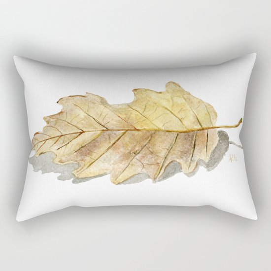 Oak leaf  Rectangular Pillow