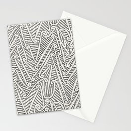 Maori Tattoo Stationery Cards