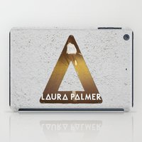 bastille iPad Cases featuring Bastille #1 Laura Palmer by Thafrayer