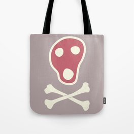 Pirates of Steaks Tote Bag