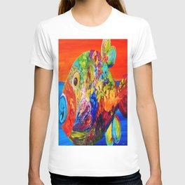 Deviously Dappled T-shirt