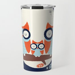 Night Owls Travel Mug