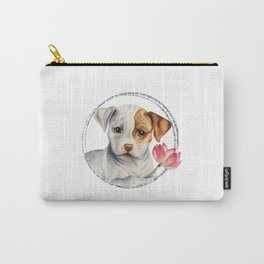 Flower Child 3 Carry-All Pouch