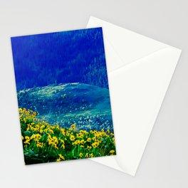 No. 3 Okanagan Sunflowers at Dawn Stationery Cards