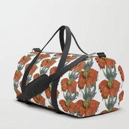 imperial crown flower Duffle Bag