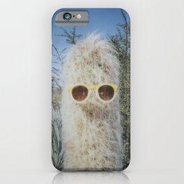 Cool Cactus iPhone Case