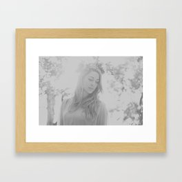 (Beauty Untitled) Framed Art Print