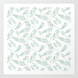 Wild Vibes Art Print