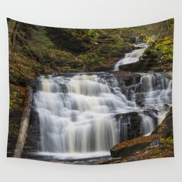 Mohican Falls Wall Tapestry