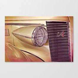 A Little Bit of Buick Canvas Print