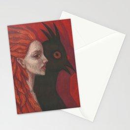 Psychopomp Stationery Cards