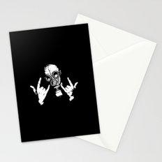 Devil Horns Stationery Cards