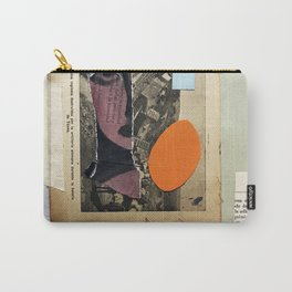 Frontal Collage Carry-All Pouch