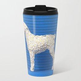 Daisy Dog Travel Mug