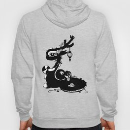 Dragons and Roses Hoody