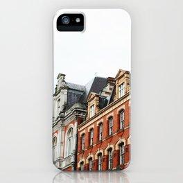Swedenborg House, London iPhone Case