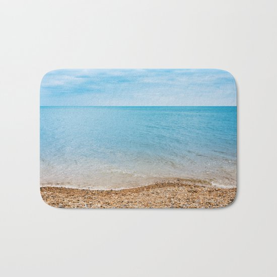 sea sand beach 4 Bath Mat