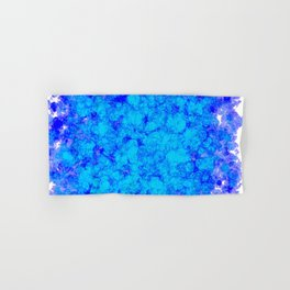 blue dust Hand & Bath Towel