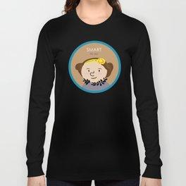 Smart like Ada Lovelace Long Sleeve T-shirt