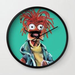 Pepe The King Prawn Wall Clock