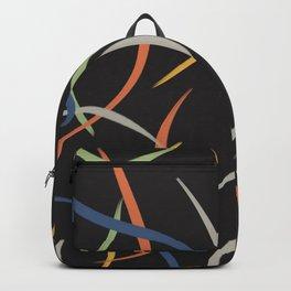Matisse Ribbon - Black Backpack