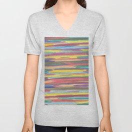Rainbow Spectrum Unisex V-Neck