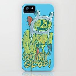 Zombie Finn iPhone Case